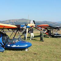 Planes at Graskop